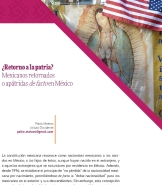 Mateos (2015) Retorno a la Patria_ICHAN Dic 2015_3