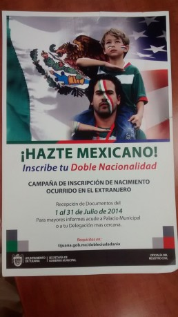 Hazte mexicano